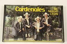 Carednales De Nuevo Leon by Los Cardenales De Nuevo Leon (1994)(Audio Cassette)