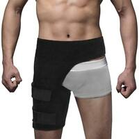 Groin Thigh Wrap Strain Pain Hip Injury Sciatica Brace Recovery Relief Y