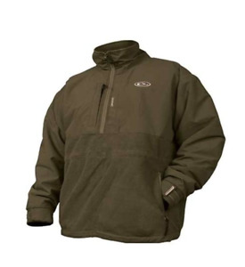 DRAKE WATERFOWL MST EqWADER JACKET FULL ZIP SIZE XL COLOR OLIVE