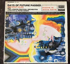 """Moody Blues"""" DAYS of FUTURE PASSED"""" 1967 First Press. Decca Record London"""