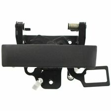 NEW Tailgate Handle with Lock Provision Black for 2007-2013 Silverado Sierra