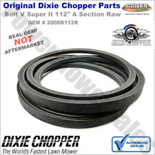 DIXIE CHOPPER 9907B112 Replacement Belt