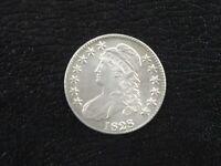 1828 CAPPED BUST HALF DOLLAR