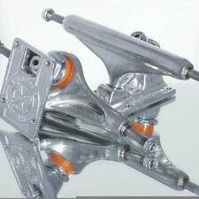 Independent Stage 11 Forged Titanium Silver Skateboard Trucks