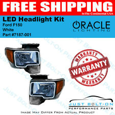 Oracle Lighting 09-14 Ford F150 LED Headlight Kit White - Part # 7187-001