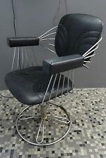 Rudi Verelst Ed novalux - modern Design Sessel Stuhl Chrom Sessel