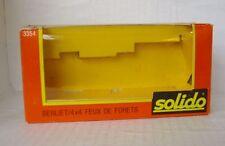 Repro Box Solido Toner Gam Nr.3354 Berliet/4x4 Feux de Forets