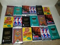 LOT OF One Hundred (100) NBA Basketball CARDS - NEW AND UNOPENED    FAST  Bonus