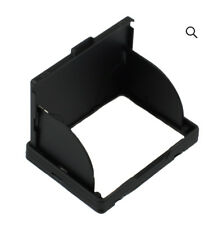 "2,5"" Zoll LCD Kamera Bildschirmabschattung Sonnenschutz Display Monitor schwarz"