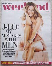 Jennifer Lopez - Daily Mail Weekend magazine – 9 July 2016