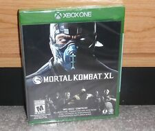 XBOX ONE - MORTAL KOMBAT XL (Brand NEW Sealed) NTSC CDN Seller FAST Ship