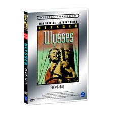 ULYSSES (1954) Kirk Douglas, Anthony Quinn DVD *NEW