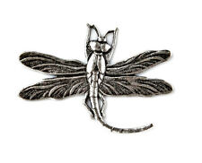 Dragonfly Brooch Pin - Hair Accessories - Women's Jewelry - Pins - Gift Box