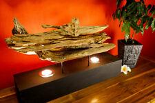 Driftwood Lamp Driftwood Table Lamp Wood LED Light Antique Wood