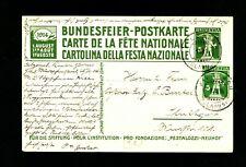 """Schweiz  1914  Bundesfeier """"Pestalozzi Gattin""""  01.08.   (#6204)"""