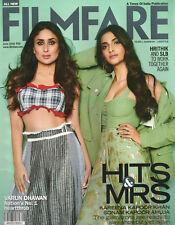 FILMFARE Juni 2018 - Englischsprachiges Bollywood Magazin aus Indien