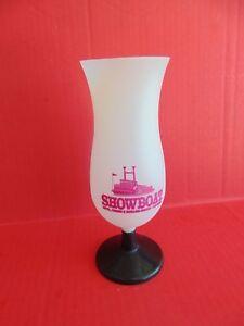 SHOWBOAT CASINO Hotel Las Vegas NV Hurricane Cup Plastic Myers Dark Rum 1