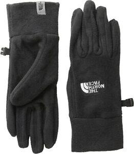 The North Face Women's TKA 100 Glacier Glove TNF Black M