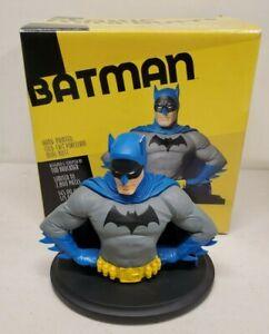 DC Direct BATMAN Classic Mini Bust 0203/3000 Batman *READ* Limited Edition