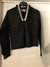 WWII -US Navy- Vintage Wool Military Uniform Pullover