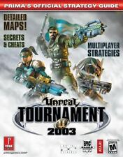 Unreal Tournament 2003 (Prima's Official Strategy Guide)