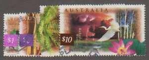 A4577: Australia #1532-1535 Used, VF, Sound; CV