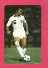 Franz Beckenbauer Soccer Football Star Card; West Germany, Bayern Munich, Cosmos