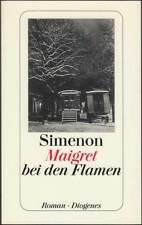Maigret bei den Flamen: Band 14 Softcover (Diogenes 1998, 20718) Z 0-