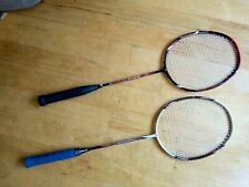 Yonex Arcsaber 009 and D19 Badminton bundle