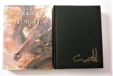 The Hobbit J R R Tolkien Illustrated Alan Lee HB DJ book  1997