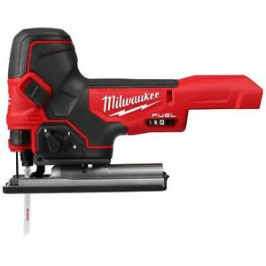 Milwaukee Jig Saw Tool Only Barrel Grip Li-Ion Powerstate Brushless M18 Fuel 18V