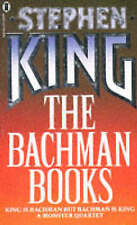 The Bachman Books, King, Stephen Paperback Book