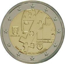 Portogallo 2€ 2012 Guimaraes FDC