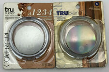 (Lot of 2) Covergirl Tru Blend Mineral Pressed Powder d1.2.3.4 Translucent Tawny