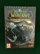 WORLD OF WARCRAFT MISTS OF PANDARIA EXPANSION SET ~ NEW AND SEALED