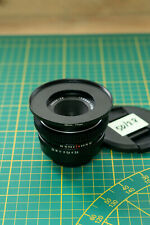 CARL ZEISS Jena - 50mm Tessar CINE MOD, declicked, focus gear, cine lens