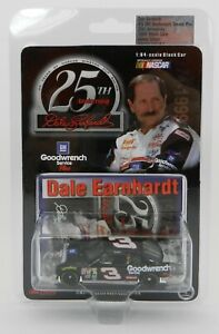 1:64 ACTION *DALE EARNHARDT SR* #3 Goodwrench 25th Anniversary 1999 Monte Carlo