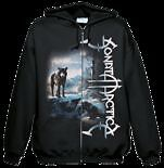 SONATA ARCTICA - PARIAH'S CHILD  HOODED SWEATSHIRT HOODIE ZIP GR. XL NEU