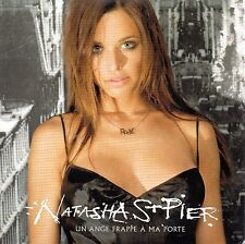 ★☆★ CD SINGLE Natasha St-PIER	Un ange frappe à ma porte 3-track CARD SLEEVE ★☆★