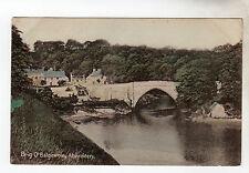 Brig O'Balgownie - Aberdeen Photo Postcard 1906