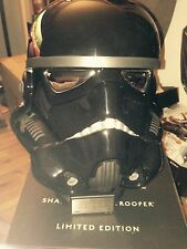 Master Replicas Star Wars Shadow Storm Trooper Helmet Limited edition 95 of 500