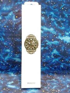 Brand New Samsung Galaxy Watch3 LTE Bluetooth 45mm Smartwatch - Black