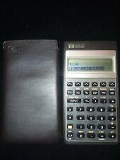 Hp 17Bii Business Calculator Vintage 1987