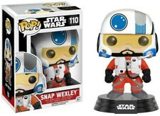 FUNKO POP 110  Star Wars Snap Wexley