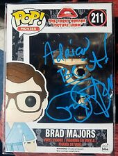 Barry Bostwick Brad Majors Rocky Horror Picture Show Funko Pop Signed PSA/DNA