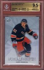 CARL HAGELIN ROOKIE 2011-12 SP AUTHENTIC FUTURE WATCH /999 #209 BGS 9.5 RC 11-12