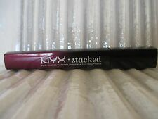 Nyx Stacked Lush Lashes Mascara Black Read Details Please