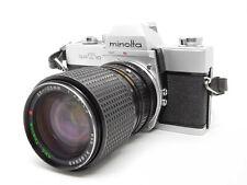 [Exc] Minolta SRT-101 SLR Camera w/ Tokina 35-105mm f3.5-4.3 RMC LENS from JAPAN