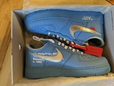 New Authentic Nike x Off-White Air Force 1 '07 MCA  Size 10.5 with receipt