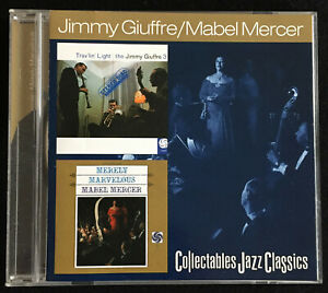 J. Guiffre 3, Travlin' Light ℗ 1958 & M. Mercer, Jimmy Lyon ℗1960 | CD ℗1999